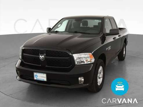2017 Ram 1500 Quad Cab Express Pickup 4D 6 1/3 ft pickup Black - -... for sale in Providence, RI
