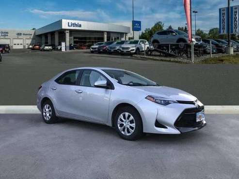 2017 Toyota Corolla L CVT Sedan for sale in Anchorage, AK
