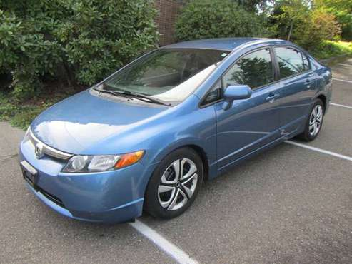 2008 Honda Civic LX for sale in Shoreline, WA