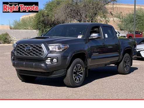 2020 Toyota Tacoma TRD Sport / $2,705 below Retail! for sale in Scottsdale, AZ