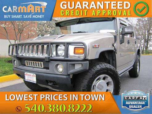 2006 HUMMER H2 No Money Down! Just Pay Taxes Tags! for sale in Stafford, VA