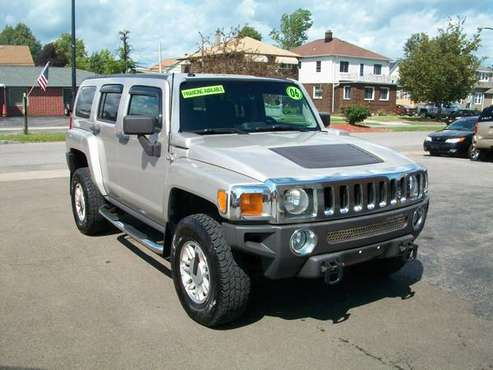 2006 Hummer H3 - All Credit Accepted (Good or Bad) for sale in Buffalo, NY