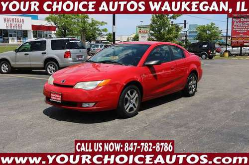 2005 *SATURN**ION 3* GAS SAVER CD ALLOY GOOD TIRES 183392 for sale in WAUKEGAN, WI