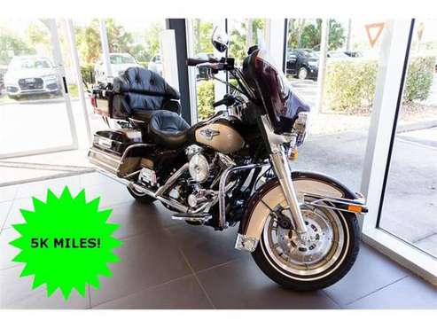 1998 Harley-Davidson Touring Ultra Classic Electra Glide - Motorcycle for sale in Naples, FL