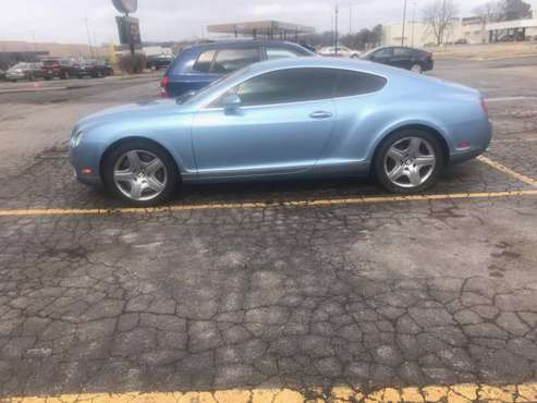 "🔥 2005 BENTLEY CONTINENTAL GT COUPE 🔥"" PRETTY BABY BLUE V12 "" for sale in Country Club Hills, AZ"