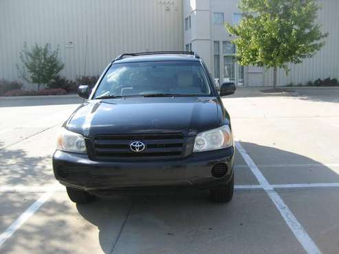 2006 TOYOTA HIGHLANDER AWD SUV/AT for sale in Lawrence, KS