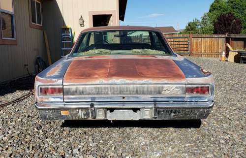 440 Mopar 1967 Coronet R/T roller project - cars & trucks - by owner... for sale in Carson City, CA