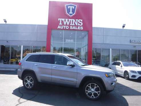 2019 JEEP GRAND CHEROKEE LIMITED**LIKE NEW** SUPER LOW MILES**FINANCIN for sale in redford, MI