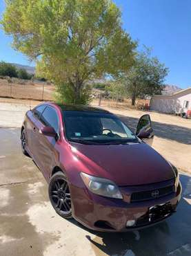 2005 Scion tC for sale in Littlerock, CA