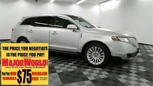 2012 LINCOLN MKT EcoBoost 4D Crossover SUV for sale in Long Island City, NY