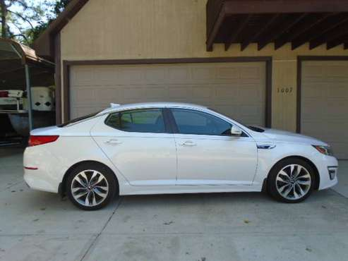 ^^* 2015 KIA OPTIMA SX-TURBO * RUNS AND DRIVES PERFECT * REAL CLEAN * for sale in Muldraugh, KY