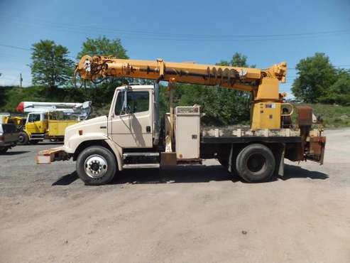 '98 Freightliner FL80 Pole Truck for sale in Allison Park, PA, PA