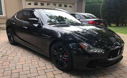 2016 MASERATI GHIBLI SQ4 for sale in Roslyn Heights, NY