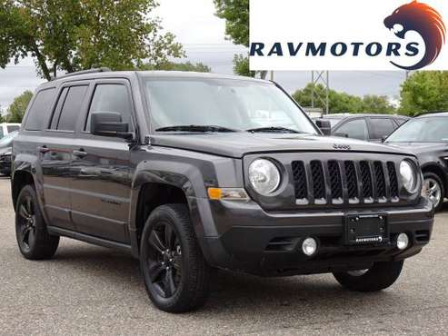 2015 Jeep Patriot Altitude 4dr SUV for sale in Burnsville, MN