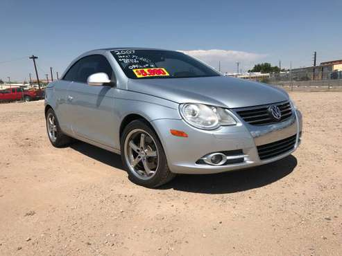 2007 VW EOS *HARD TOP CONVERTABLE* for sale in Abq, NM