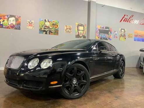 2007 Bentley Continental GT AWD 2DR Coupe CLEAN! for sale in Orlando, FL