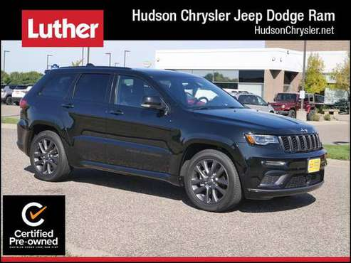 2018 Jeep Grand Cherokee High Altitude for sale in Hudson, MN
