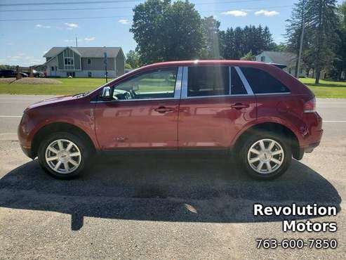 2008 Lincoln MKX - Heated Leather! EZ Financing! No Credit Check! Low for sale in Minneapolis, MN