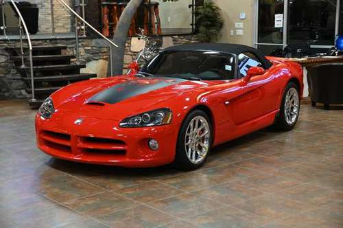 2004 Dodge Viper NOW $2,000 OFF! SRT10 - GORGEOUS LOW K !! Stock#... for sale in Winnipeg, CA