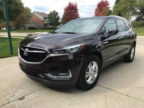 2018 Buick Enclave Premium FWD for sale in Livonia, MI