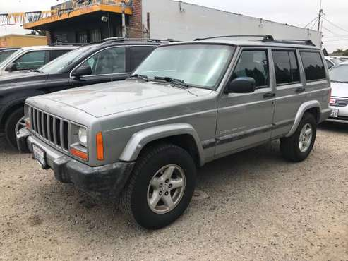 2000 Jeep Cherokee 4x4 Sport for sale in Guadalupe, CA