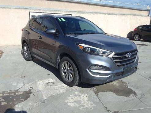 2018 HYUNDAI TUCSON for sale in El Paso, TX
