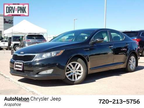 2013 Kia Optima LX SKU:DG211647 Sedan for sale in Englewood, CO