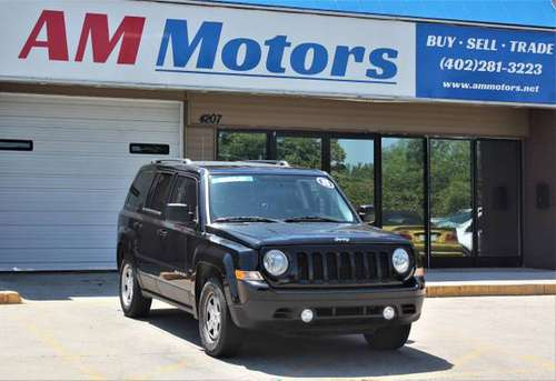 2015 Jeep Patriot Sport FWD / Low miles for sale in Omaha, NE