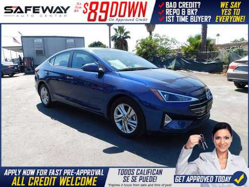 2019 Hyundai Elantra Limited for sale in Santa Ana, CA