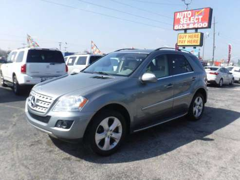 2010 MERCEDES BENZ ML350 for sale in okc, OK