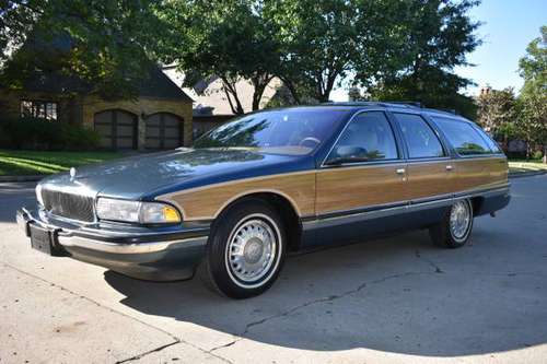 1996 Buick Roadmaster Estate Wagon 1 owner for sale in Tulsa, AZ