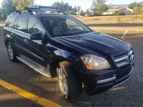 2012 Mercedes GL350 AWD Diesel for sale in Albuquerque, NM