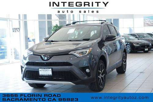 2016 Toyota RAV4 SE Sport Utility 4D [Free Warranty+3day exchange] for sale in Sacramento , CA
