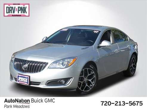 2017 Buick Regal Sport Touring SKU:H9103957 Sedan for sale in Lonetree, CO