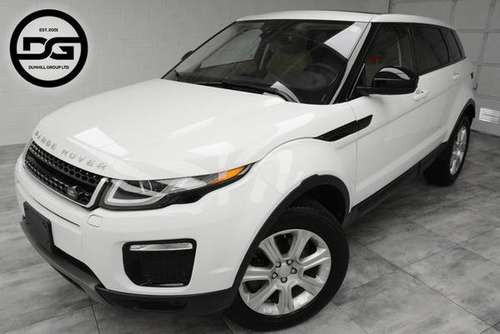 2017 *Land Rover* *Range Rover Evoque* *5 Door SE* W for sale in North Brunswick, NJ
