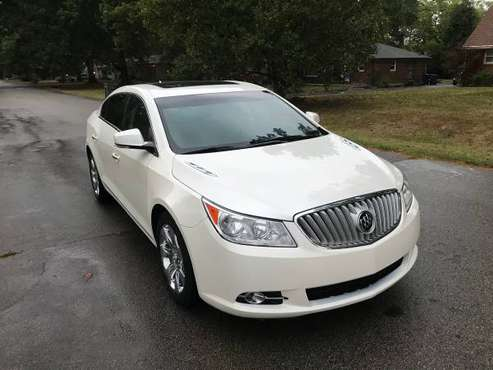 2011 Buick LaCrosse premium for sale in Louisville, KY