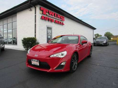 2013 Scion FR-S Coupe - cars & trucks - by dealer - vehicle... for sale in Rockford, IL