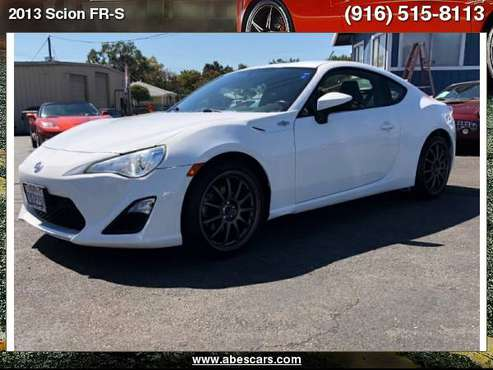 2013 Scion FR-S for sale in Sacramento , CA