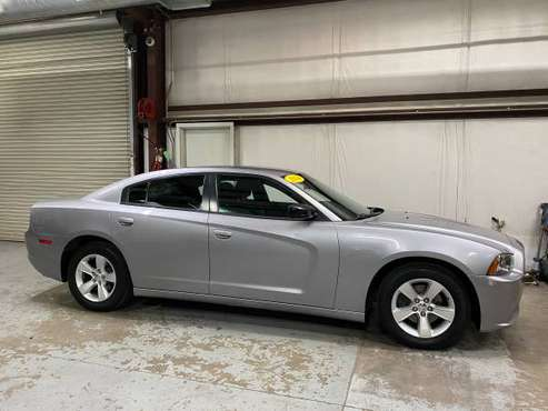 2014 Dodge Charger 4dr Sdn SE RWD, V6, Cold AC, Fun To Drive!!! -... for sale in Madera, CA