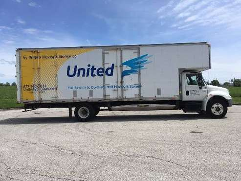 International Freighliner Kentucky Moving Trucks and Trailers for sale in Chicago, IL