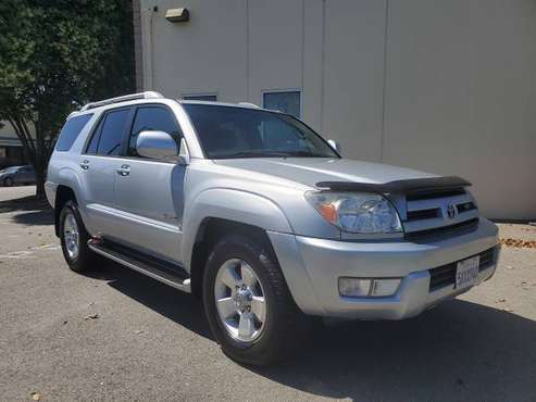 2003 Toyota 4runner Limited Low Miles!! for sale in Pleasanton, CA
