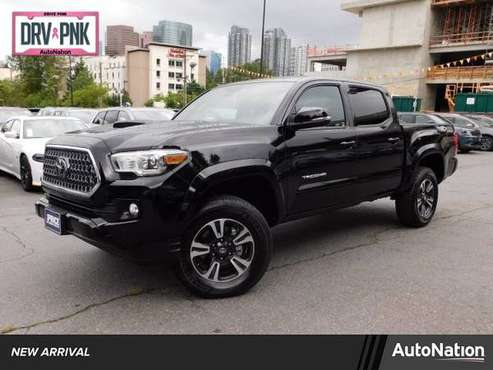2018 Toyota Tacoma TRD Sport 4x4 4WD Four Wheel Drive SKU:JM177683 for sale in Hayward, CA