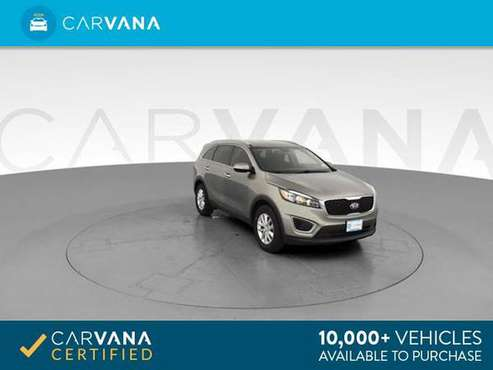 2016 Kia Sorento LX Sport Utility 4D suv GRAY - FINANCE ONLINE for sale in TAMPA, FL