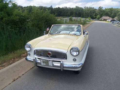 1962 NASH METROPOLITAN for sale in Benton, AR