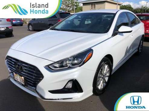 2018 Hyundai Sonata SE 2.4L for sale in Kahului, HI