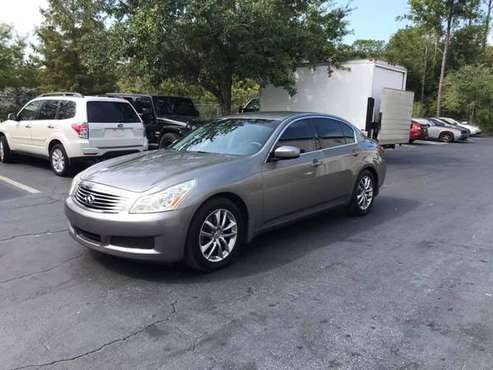 2009 INFINITI G37 Sport Sedan 4D - CLEAN CAR IN AND OUT, DRIVES GREAT for sale in Gainesville, FL