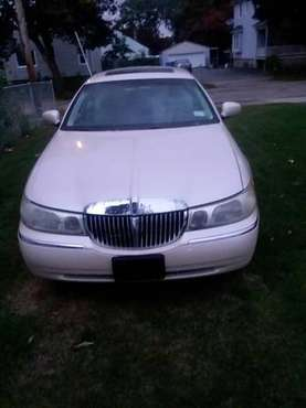 Lincoln Town Car for sale in Rochester , NY