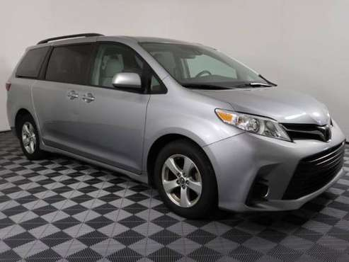 2018 *Toyota* *Sienna* *LE Automatic Access Seat FWD 7- for sale in Tucker, GA