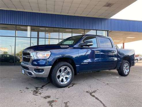 2020 RAM Ram Pickup 1500 Big Horn 4x4 Crew Cab SB - cars & trucks -... for sale in Albany, OR