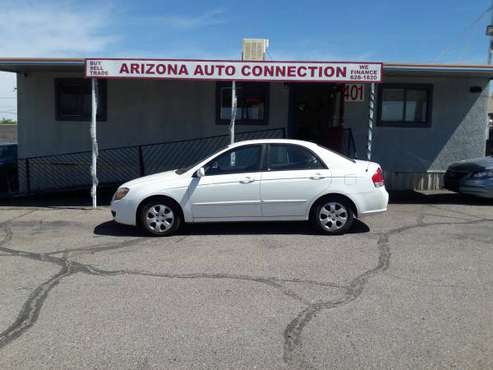 2009 Kia Spectra-Arizona Auto Connection for sale in Tucson, AZ